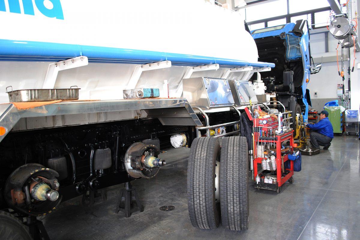 車両点検・整備・修理の詳細を見る